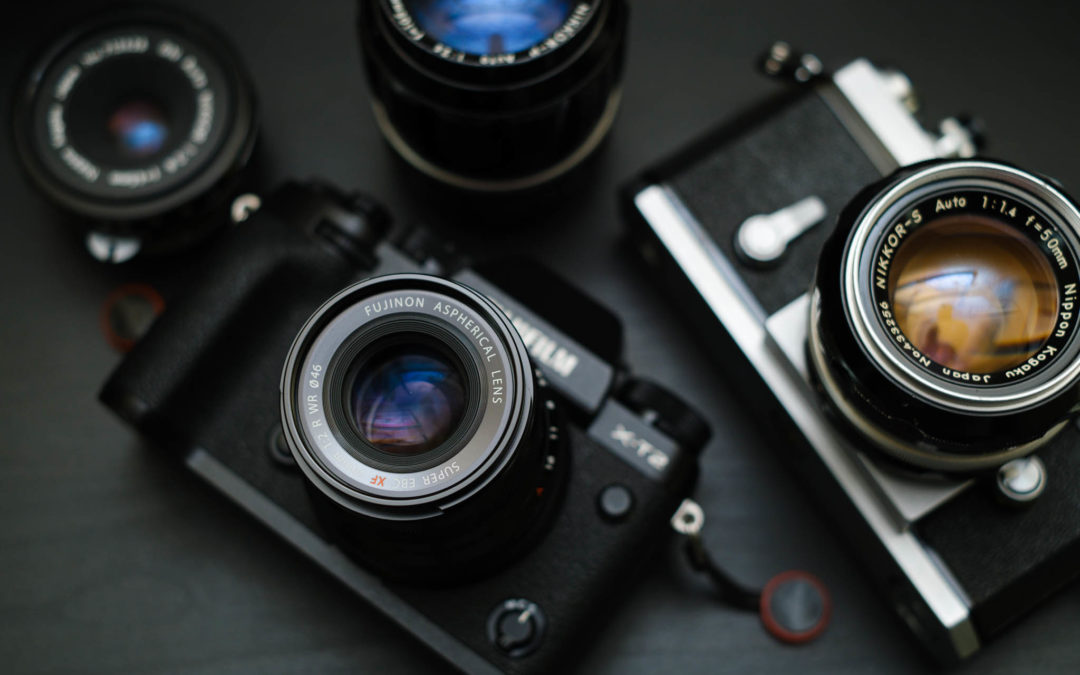 The Fujifilm XF 50mm F2 is the best lens I've ever owned