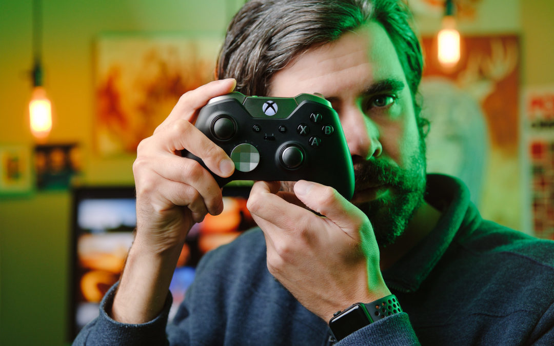 Can't afford a camera? Get an Xbox instead